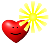 HeartHappyWithSunshine