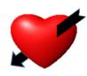 HeartWithArrowSymbol